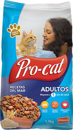 Pro-cat adultos