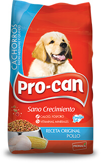 Pro-can cachorros