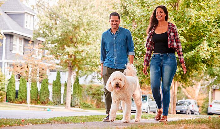 Caminatas en la ciudad
